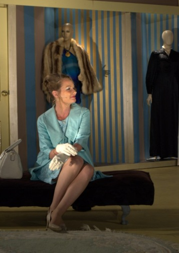 Karen Hughes as Maude Bodley