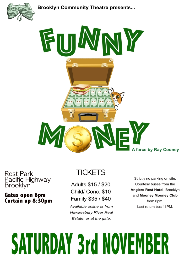POSTER 1 2018_FUNNY MONEY